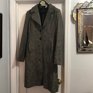 Divide trench jacket size 8